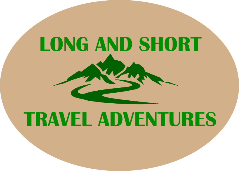 LASTA Club Long and Short Travel Adventures travel business logo